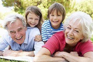 DiVertigo Grandparents and Grandchildren